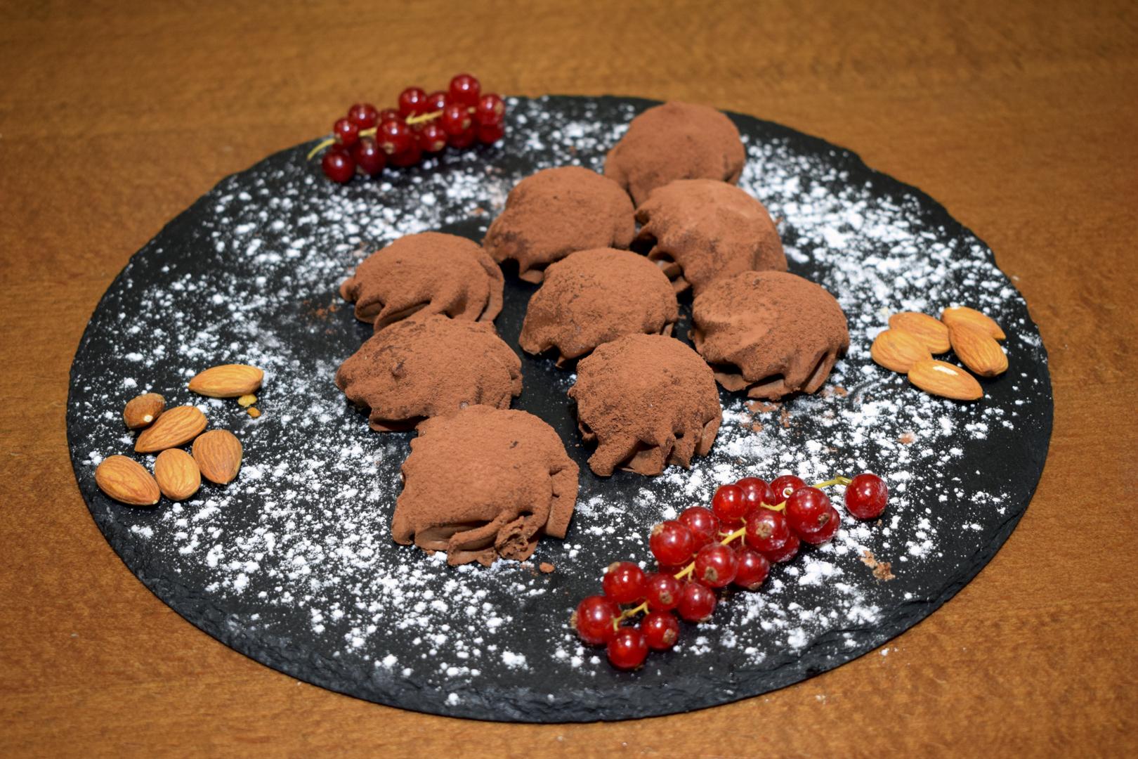 Bomboane Truffles